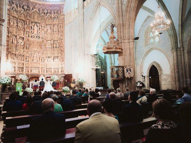 La boda de Julen y Idoia en Lekeitio, Vizcaya 29