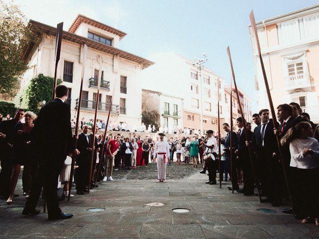 La boda de Julen y Idoia en Lekeitio, Vizcaya 38