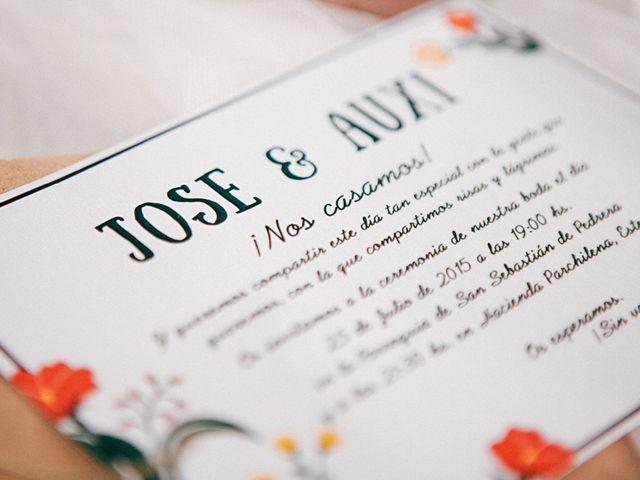 La boda de Jose y Auxi en Pedrera, Sevilla 3
