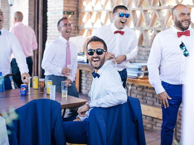La boda de Jose y Auxi en Pedrera, Sevilla 12