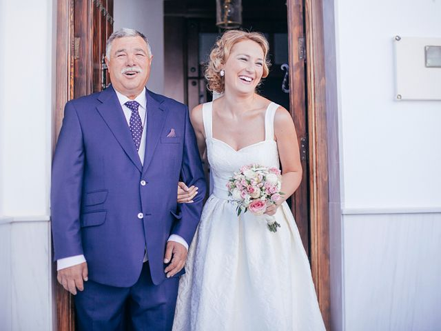 La boda de Jose y Auxi en Pedrera, Sevilla 32