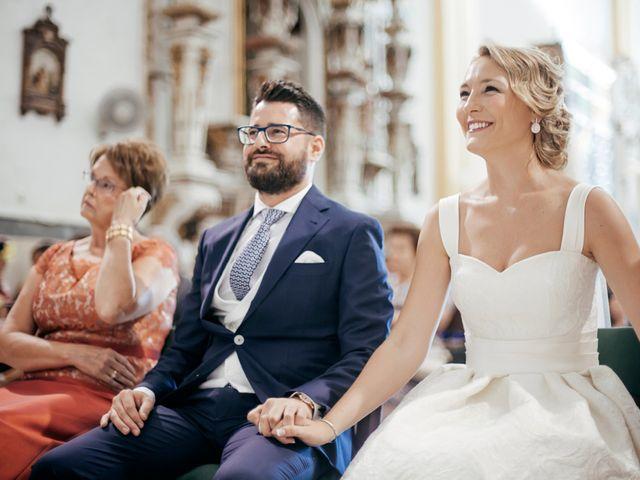 La boda de Jose y Auxi en Pedrera, Sevilla 35