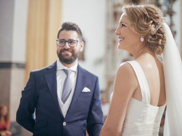 La boda de Jose y Auxi en Pedrera, Sevilla 36