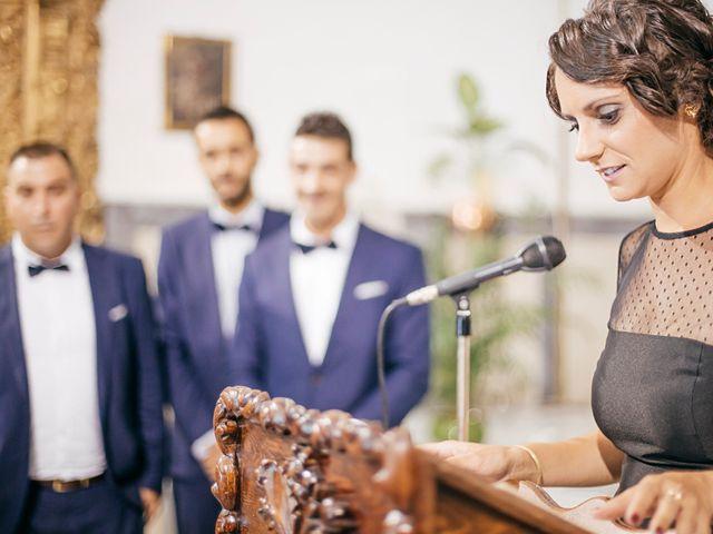 La boda de Jose y Auxi en Pedrera, Sevilla 41