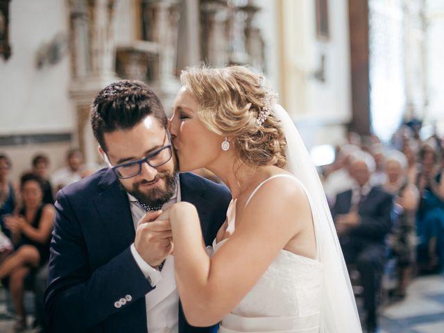 La boda de Jose y Auxi en Pedrera, Sevilla 43