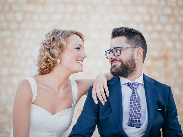 La boda de Jose y Auxi en Pedrera, Sevilla 57