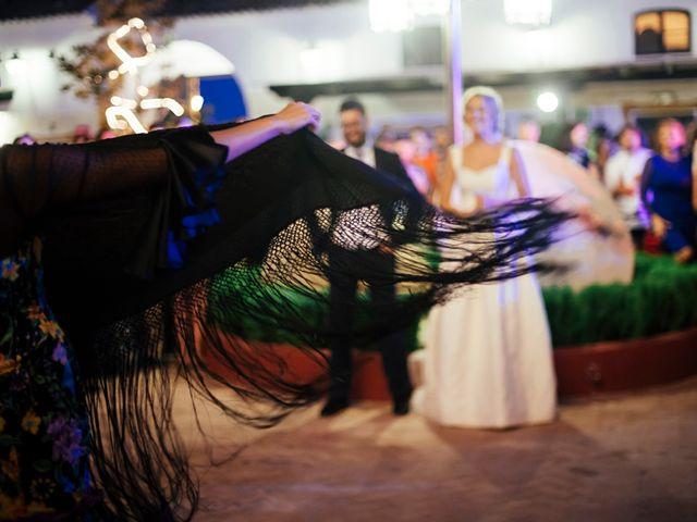La boda de Jose y Auxi en Pedrera, Sevilla 64