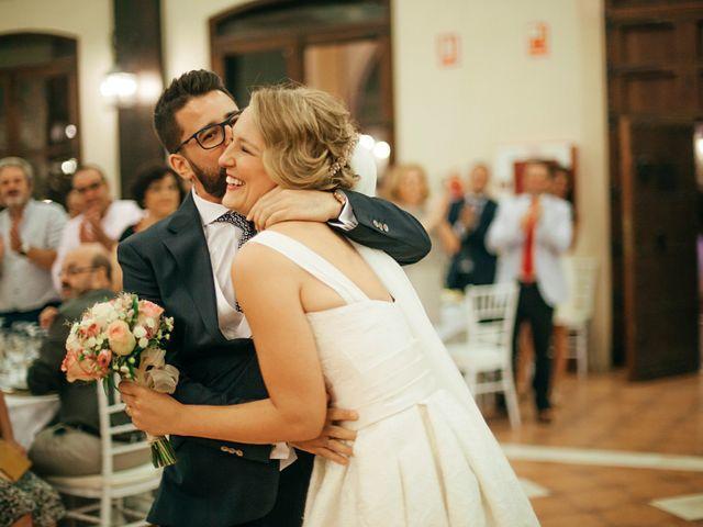 La boda de Jose y Auxi en Pedrera, Sevilla 65