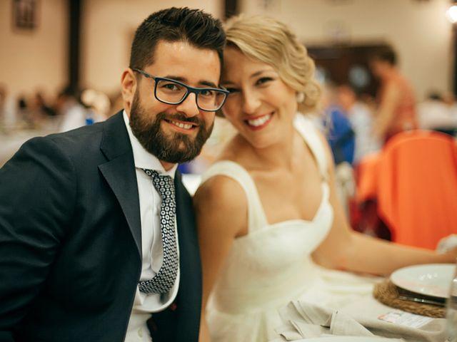 La boda de Jose y Auxi en Pedrera, Sevilla 70