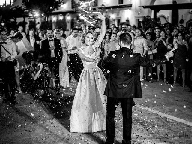 La boda de Jose y Auxi en Pedrera, Sevilla 75