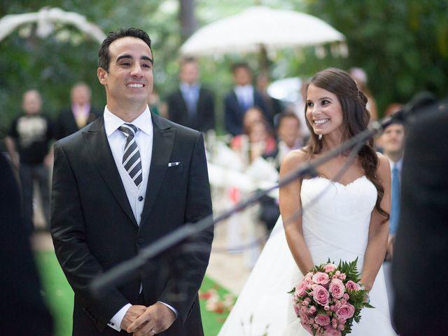La boda de Carolina y Juan