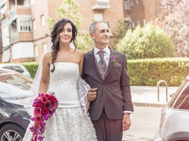 La boda de Ivan y Elena en Madrid, Madrid 14