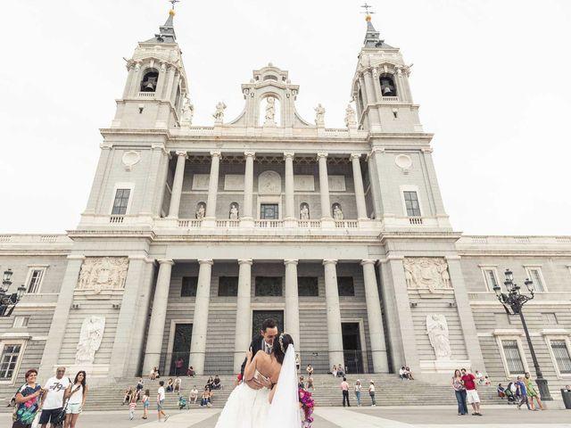 La boda de Ivan y Elena en Madrid, Madrid 21