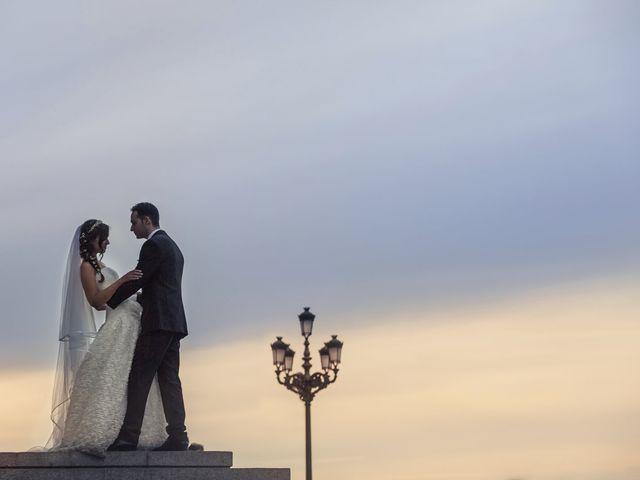 La boda de Ivan y Elena en Madrid, Madrid 2