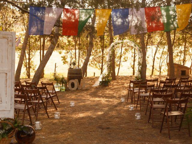 La boda de david y sandra en Agramunt, Lleida 1
