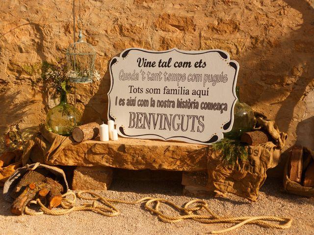 La boda de david y sandra en Agramunt, Lleida 4