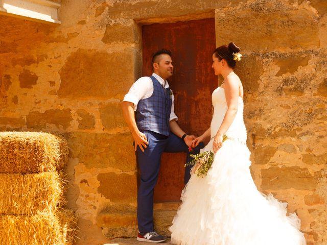 La boda de david y sandra en Agramunt, Lleida 10