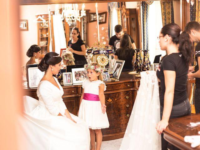 La boda de Jonathan y Victoria en Tomares, Sevilla 9