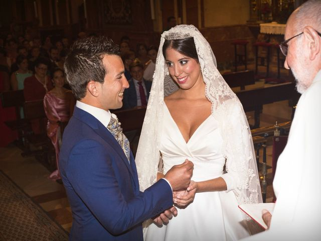 La boda de Jonathan y Victoria en Tomares, Sevilla 12