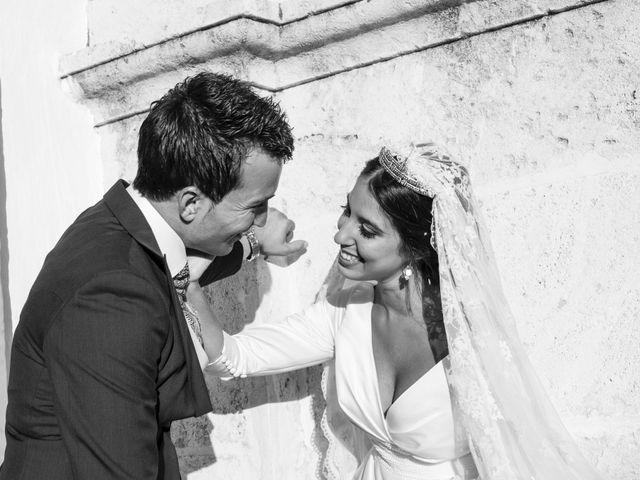 La boda de Jonathan y Victoria en Tomares, Sevilla 16