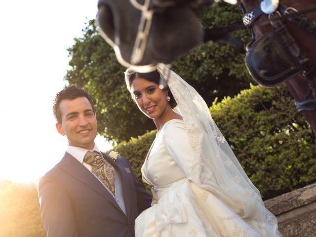La boda de Jonathan y Victoria en Tomares, Sevilla 19