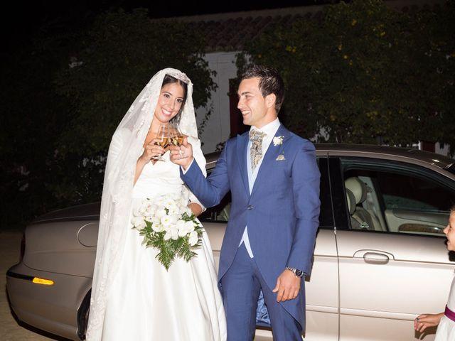 La boda de Jonathan y Victoria en Tomares, Sevilla 27
