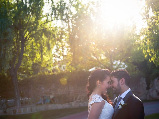 La boda de Álvaro  y Ángela en Madrid, Madrid 4