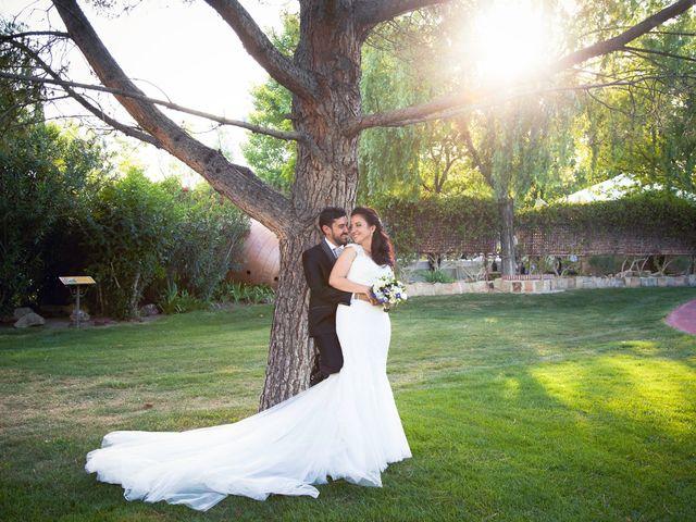 La boda de Álvaro  y Ángela en Madrid, Madrid 5