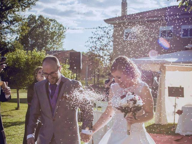 La boda de Sergio y Tatiana en Carrizo De La Ribera, León 7