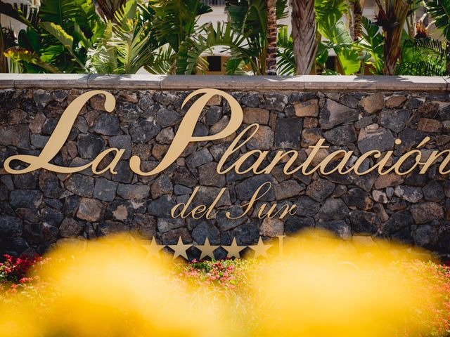 La boda de Fernado y Paula en Adeje, Santa Cruz de Tenerife 3