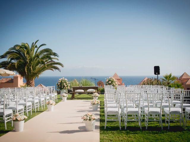 La boda de Fernado y Paula en Adeje, Santa Cruz de Tenerife 13
