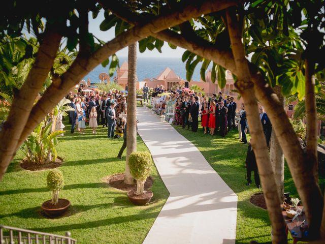 La boda de Fernado y Paula en Adeje, Santa Cruz de Tenerife 20