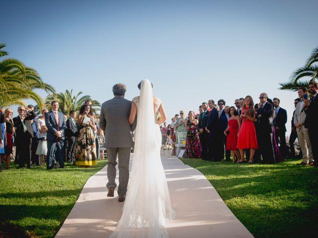 La boda de Fernado y Paula en Adeje, Santa Cruz de Tenerife 21