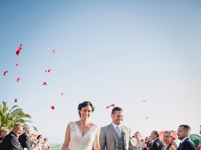 La boda de Fernado y Paula en Adeje, Santa Cruz de Tenerife 26