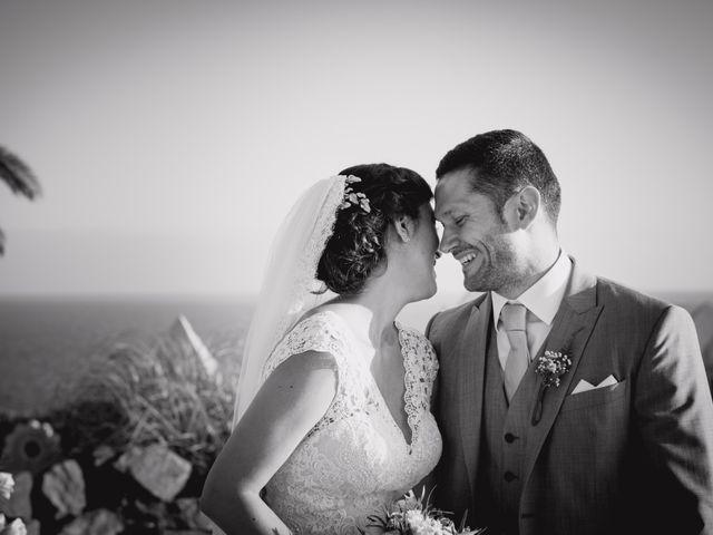 La boda de Paula y Fernado