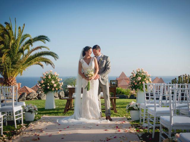 La boda de Fernado y Paula en Adeje, Santa Cruz de Tenerife 27