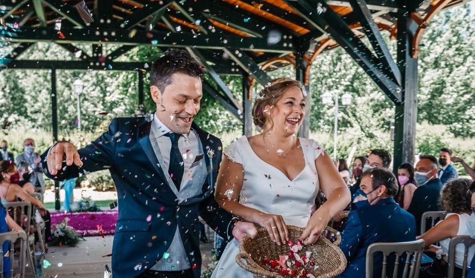 La boda de Alex y Miriam en Leon, Lugo