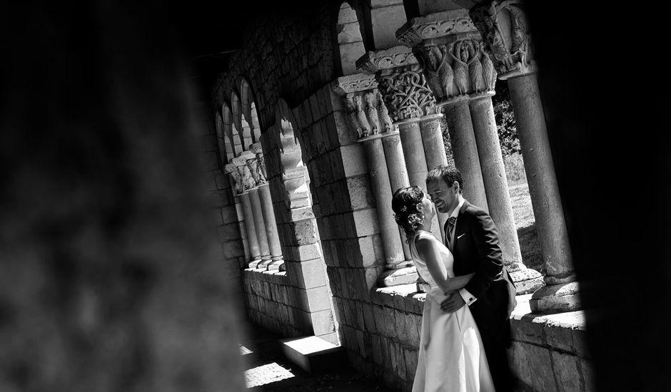La boda de Alberto y Marta en Duraton, Segovia