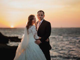 La boda de Cristina y Mariano