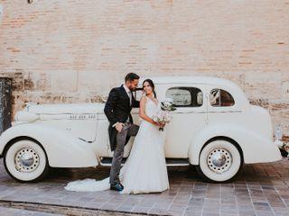 La boda de Sergio   y Pamela   1