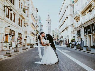 La boda de Sergio   y Pamela