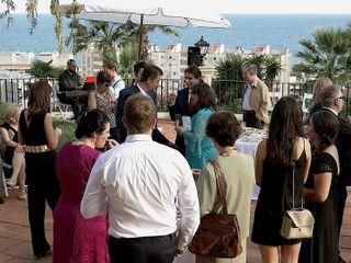 La boda de Cristina y Marc 1