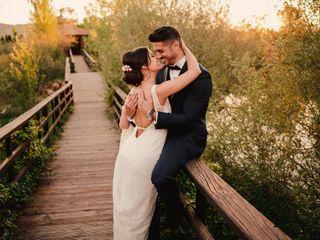 La boda de Beatriz y Manuel