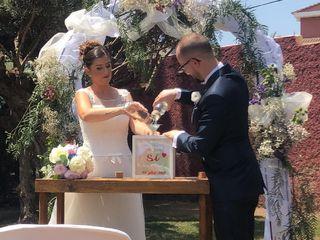 La boda de Raquel y Davis