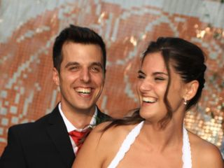 La boda de Jordi y Sara