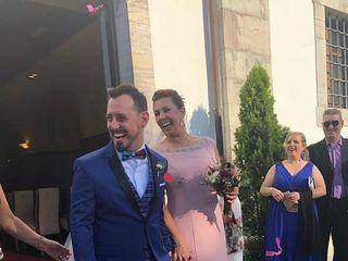 La boda de Carlos y Marta