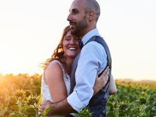 La boda de Loida y Rubén