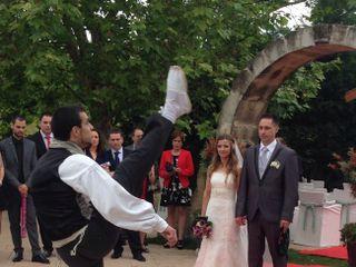 La boda de Marimar y Iñigo