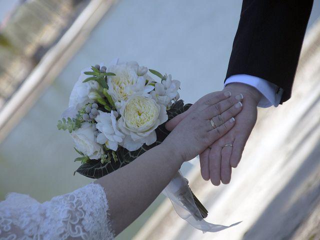 La boda de Angel y Pili en Santa Amalia, Badajoz 2