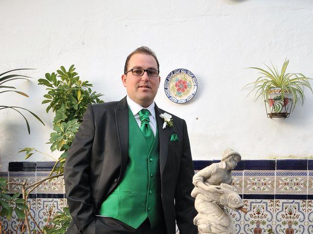 La boda de Angel y Pili en Santa Amalia, Badajoz 6